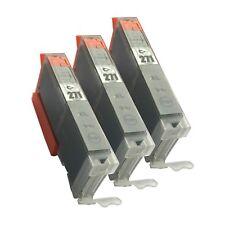 3 Gray CLI-271XL 271 G Ink Cartridges for CanonPIXMA MG5720 MG6820 MG5721 MG7720