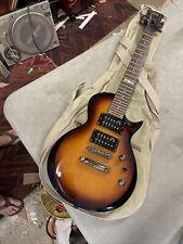 New listing 2011 ESP LTD JR Junior Travel electric Guitar w/ Luna soft case
