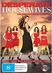 Desperate Housewives - Season 7 DVD