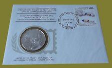 Bezalel Academy Jerusalem Israel Boris Schatz Medaglistica Medaglia Argento 925