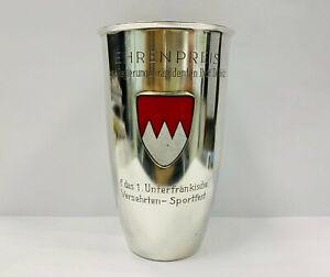 Silver Cup, 835 Silver,137,72g,7,3cm Diameter,12,5cm (45938)