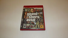 Grand Theft Auto IV GTA 4 PlayStation 3 Greatest Hits Edition Tested Free Ship!