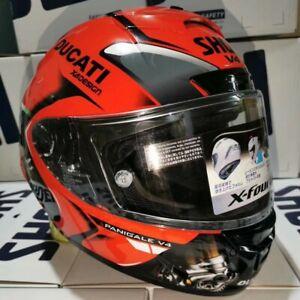 X14 X Spirit 3 Motorcycle Full Face Helmet Du V4 Red Marc Marquez 93 Helmet