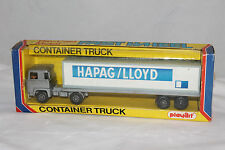 Playart Fast Wheels Hapag/Lloyd Tractor Trailer Container Truck, Boxed