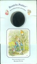 Beatrix Potter x 4 PETER RABBIT Doorknob Books (1999)TOM KITTEN, BENJAMIN BUNNY