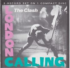 The Clash - London Calling RARE CD Top Zustand Punk Rock ANSEHEN