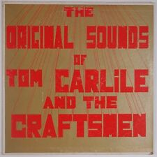 TOM CARLILE & CRAFTSMEN: Original Sounds PRIVATE Garage Rock FLORIDA LP '68 Hear
