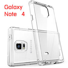 Samsung Galaxy Note 4 Clear TPU Transparent Crystal Silicon Soft case SM N910s c