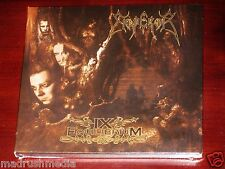 Emperor: IX - Equilibrium CD ECD 2004 Bonus Enhanced Live Concert Slipcase NEW