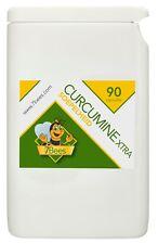 Curcumine Xtra 90 capsules (Bio-Curcumine BCM95, Boswellia en glucosamine)