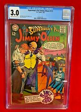 SUPERMANS PAL JIMMY OLSEN #117 DC COMICS 1969 CGC 3.0 NEAL ADAMS COVER