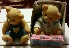Cherished Teddies, Toy Box Teddies Set Of 2 Mfgd 1998. Collectables