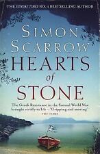 Hearts of Stone, Scarrow, Simon | Paperback Book | Very Good | 9780755380244