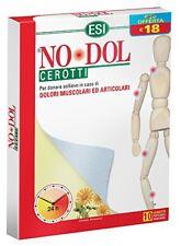 Esi No-dol - 10 Cerotti contro I dolori articolari e muscolari