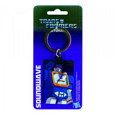 Hasbro Transformers Soundwave Licensed Metal Key Fob-Key Ring-Keychain