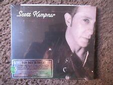 "SCOTT KEMPNER (DICTATORS/DEL-LORDS) ""SAVING GRACE"" 2008 STILL SEALED OOP CD"