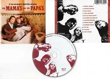 "THE MAMA'S AND THE PAPA'S ""If You Can Believe Your Eyes And Ears"" (CD) 1998"