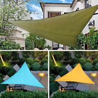 3M Waterproof Sun Shade Sail Garden Patio Sunscreen Awning Canopy Shade UV Block