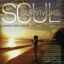 "SOUL SURVIVORS  ""A DANCE, DISCO, BOOGIE JAZZ & FUSION SELECTION""  14 TRACKS"