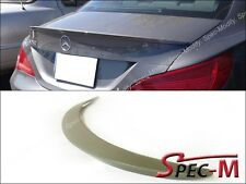 Painted AMG Style Trunk Lip Spoiler for 2013+ C117 CLA180 CLA200 CLA250 CLA45