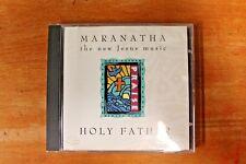 "Maranatha the New Jesus Music ""Holy Father"" CD"