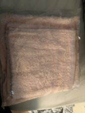 Peach Cotton Hand Towel And Two Flannels