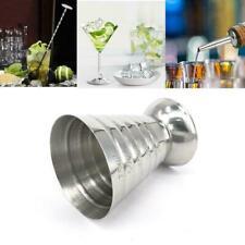 Measuring Shot Cup Ounce Jigger Bar Cocktail Drink Liquor Mixer N10 Tool-75 N3M8
