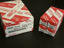 4-PCS Denso  Iridium Power Spark Plugs OEM Toyota Lexus 90919-01210   SK20R11