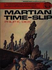 MARTIAN TIME-SLIP  DICK PHILIP K. BALLANTINE BOOK 1992