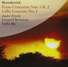 Shostakovich: Piano Concertos 1 & 2 [New CD] UK - Import