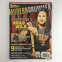 Modern Drummer Magazine November 2006 Brad Wilk & The Police DVD Trailer Include