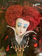 Disney Red Queen Alice Through the Looking Glass Iracebeth Film Collection Doll