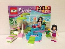 LEGO Friends Emma's Splash Pool (3931)