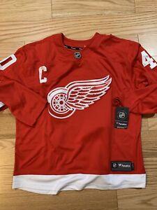 Fanatics Breakaway NHL Hockey Jerseys Detroit Red Wings Sz XL Zetterberg Henrik