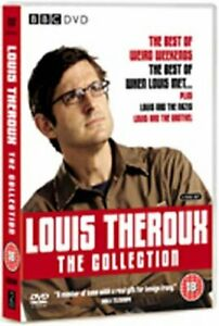 Louis Theroux - Louis Theroux - The Collection (4 Disc BBC Box Se... - DVD  GKVG
