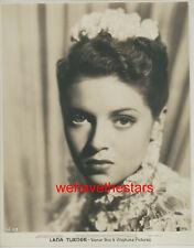 VINTAGE Lana Turner EARLY 30s WB GLAMOUR Publicity Portrait