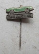 RENAULT Caravelle 1100 Car France french Hat Pin Lapel Tie Tac Hatpin Pins 1960