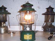 Vintage Coleman lantern, model 220C, 1945, works