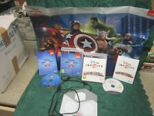Sony PlayStation 3 game ,bundle ,Disney infinity,1 + 2 base and lots figures etc