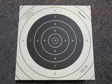 #73 Training 20 Yard ISSF Center patch for Targets #72 250/pack