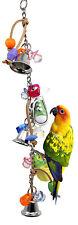 1233 Sandal Puller Bonka Bird Toys parrot cages african grey conure cockatiel