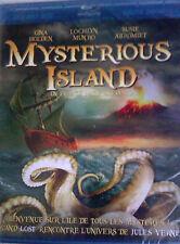 """BLU-RAY """"MYSTERIOUS ISLAND"""" (Bienvenue Sur L'Ile De Tous Les Mystères) NEUF"""