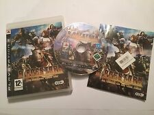 PS3 PLAYSTATION 3 game Bladestorm: The Hundred Years' War COMPLETE PAL disc vgc