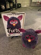 Purple And Pink 2012 HASBRO FURBY INTERACTIVE ELECTRONIC TALKING PET Boxed