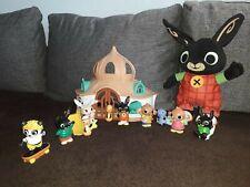 Bing Bunny Flop Sula Coco Pando Alma Spielhaus TV Serie Baby Spielzeug Figuren
