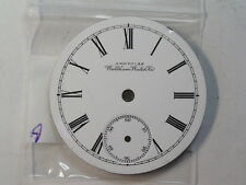 Antique American Waltham Watch Co. 18 Size Pocket Watch Dial   D-25