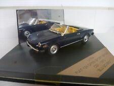 VITESSE 1/43 FIAT 124 SPIDER  AMERICA