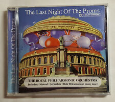 THE LAST NIGHT OF THE PROMS CD - THE ROYAL PHILHARMONIC ORCHESTRA, 17 TRACKS VGC