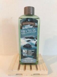 Melaleuca Ecosense Tub & Tile 12x Super Concentrate 8 oz