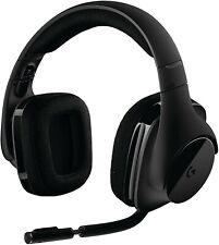 Logitech G533 Wireless Gaming Headset – DTS 7.1 Surround Sound – Pro-G Audio